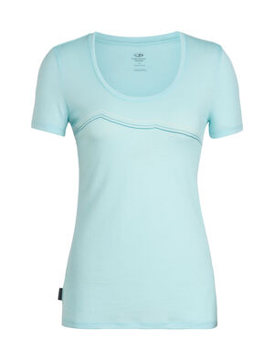 Tech Lite Short Sleeve Scoop Rangitoto Triple