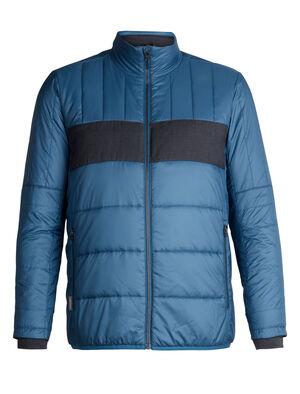 男款 MerinoLOFT™ Stratus X夹克 Stratus X夹克是一款经典的冬季外套,集有型和环保于一身,旨在让您在日常生活和探险活动后的消遣中畅享多样化的运动造型和天然保暖。Stratus夹克外层选用100%再生涤纶面料,耐穿环保,搭配DWR持久防水涂层,可在多变的冬季有效防风和抵挡小雨。内里使用创新的MerinoLOFT™保温层——一种以全天然美丽诺羊毛制成、高蓬松度的环保型合成填充物替代品(再生材料高达10%),可在潮湿的情况下保暖,并且有助于自然调节体温。夹克内里选用100%梭织美丽诺羊毛,格外柔软亲肤。经典的高山风格设计,分区绗缝有助于调节温度,并设有便于存放小件日常用品的正面和内部口袋,令这款Stratus夹克成为寒冷季节的理想外套之选。