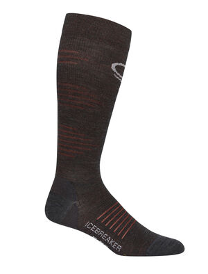 Merino Ski+ Compression Ultralight Over the Calf Socks
