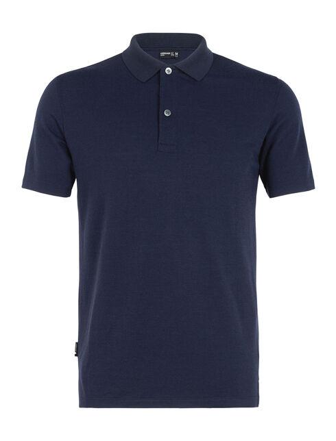旅 TABI Pique Short Sleeve Polo