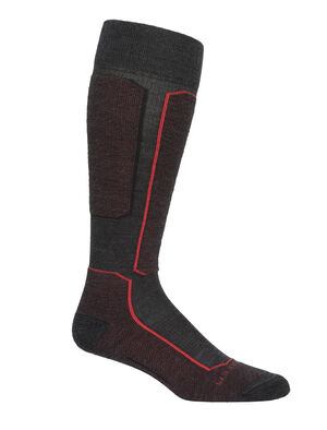 Merino Ski+ Light Over the Calf Socks