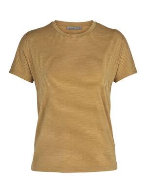 Cool-Lite™ Merino Utility Explore kurzärmliges T-Shirt mit Rundhalsausschnitt Stripe