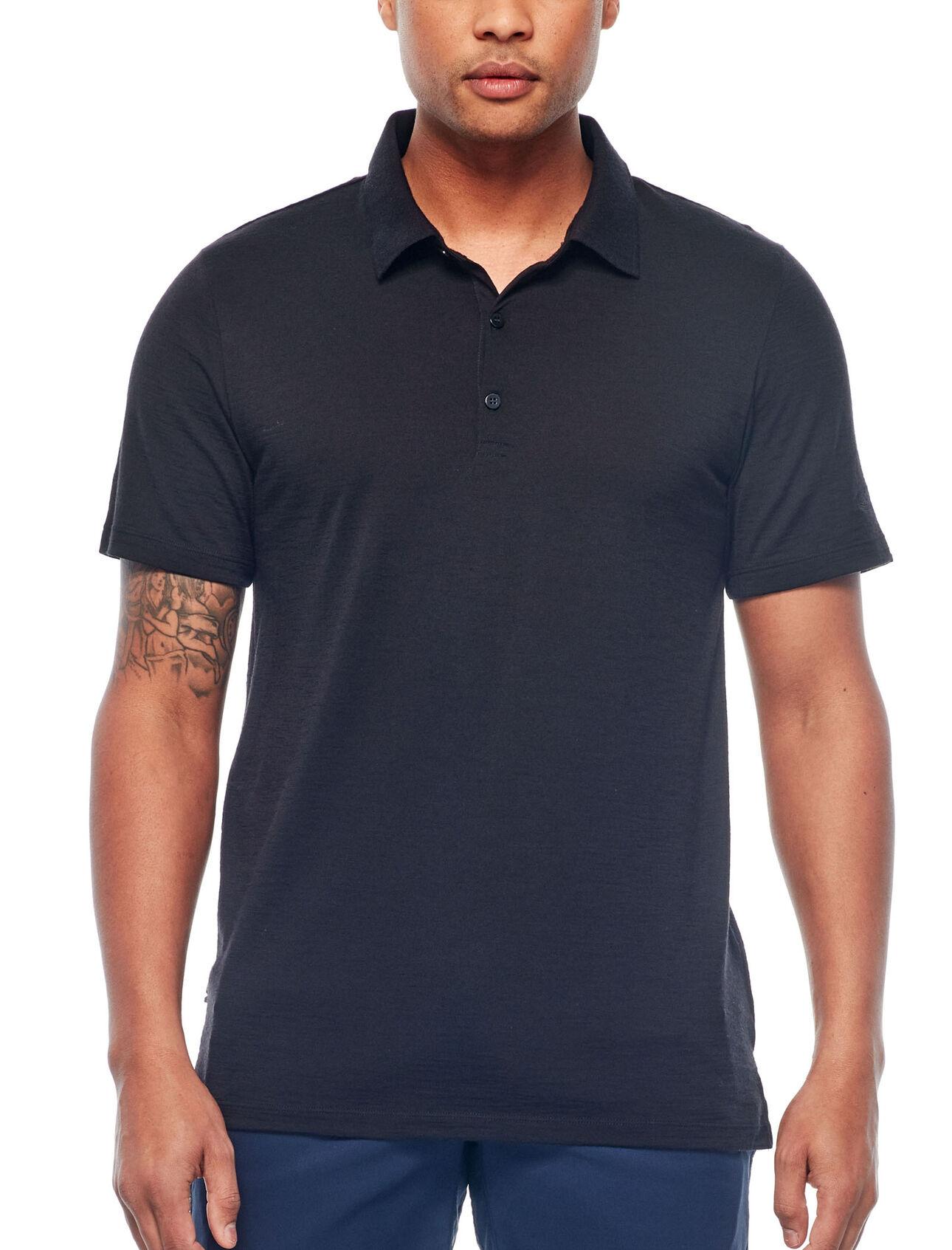 Merino Tech Lite Poloshirt