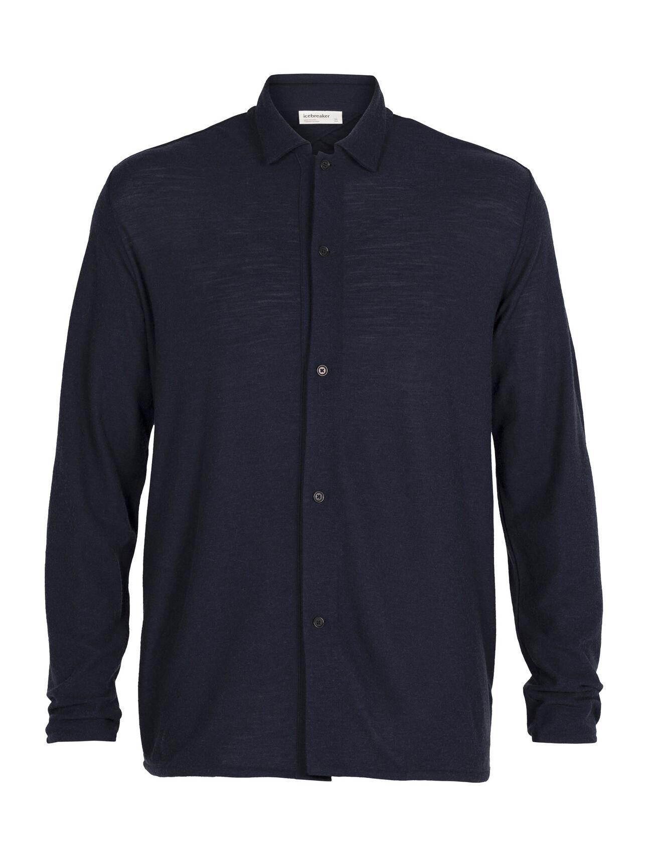 Merino 180 Pique Shirt Jacket