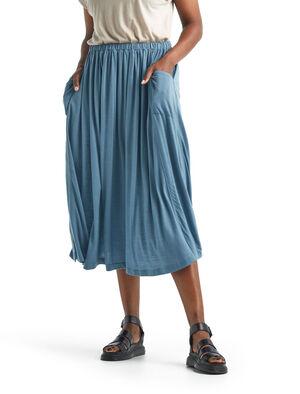 Cool-Lite™ Merino Long Skirt