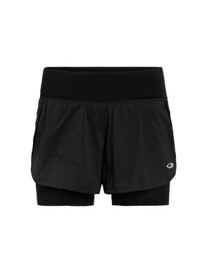 Womens Cool-Lite™ Impulse Training Shorts The ideal womens shorts for gym training, lifting or circuit workouts, the Impulse Training Shorts provide optimal comfort in all conditions, featuring our soft, durable merino cool-lite™ fabric.
