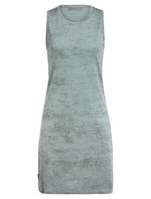 Cool-Lite™美丽诺羊毛Yanni无袖连衣裙