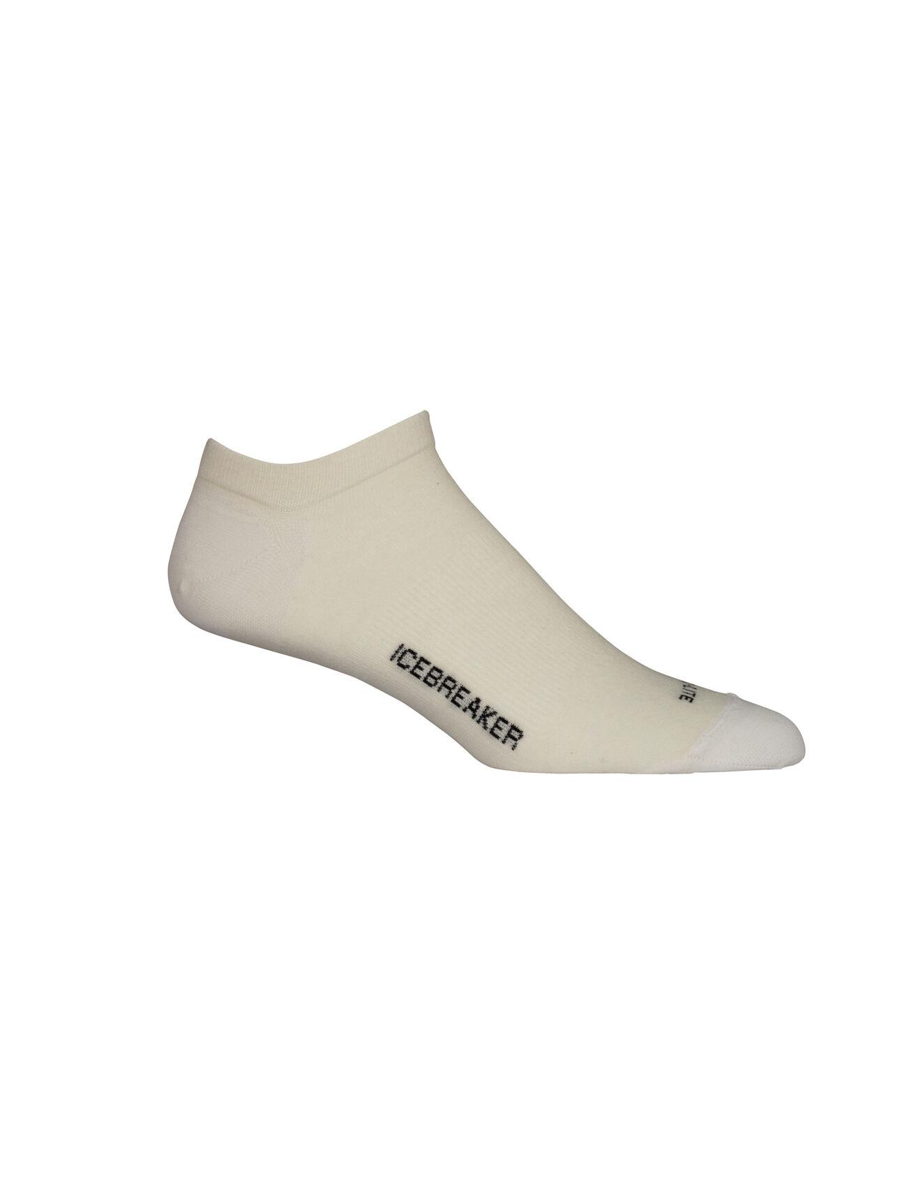 Cool-Lite™ Merino Lifestyle No Show Socks