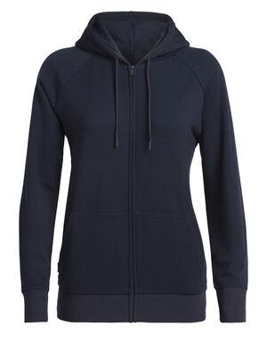 RealFleece® Merino Helliers Long Sleeve Zip Hood Jacket