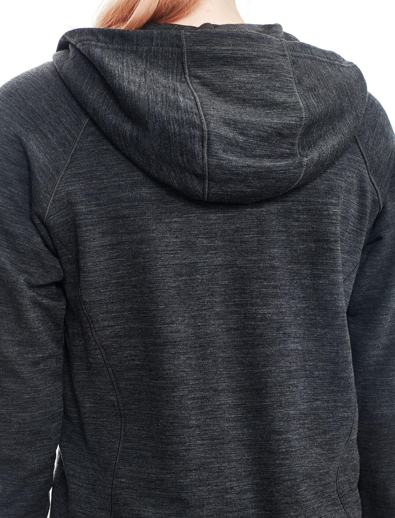 ... RealFLEECE® Dia Long Hooded Jacket ...