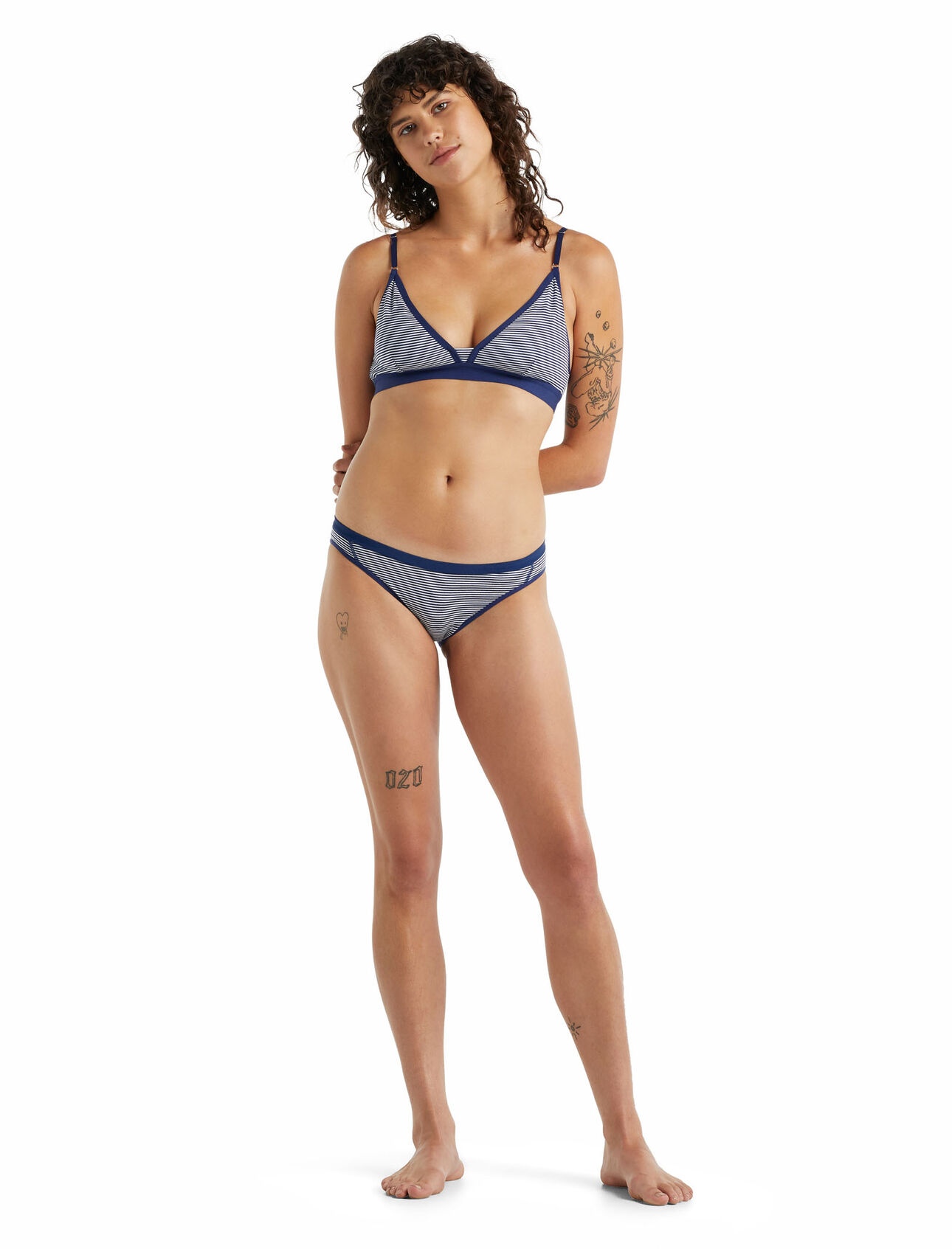 Siren BH & Bikinihose Damen