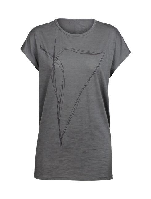 Aria Short Sleeve Tunic Blade