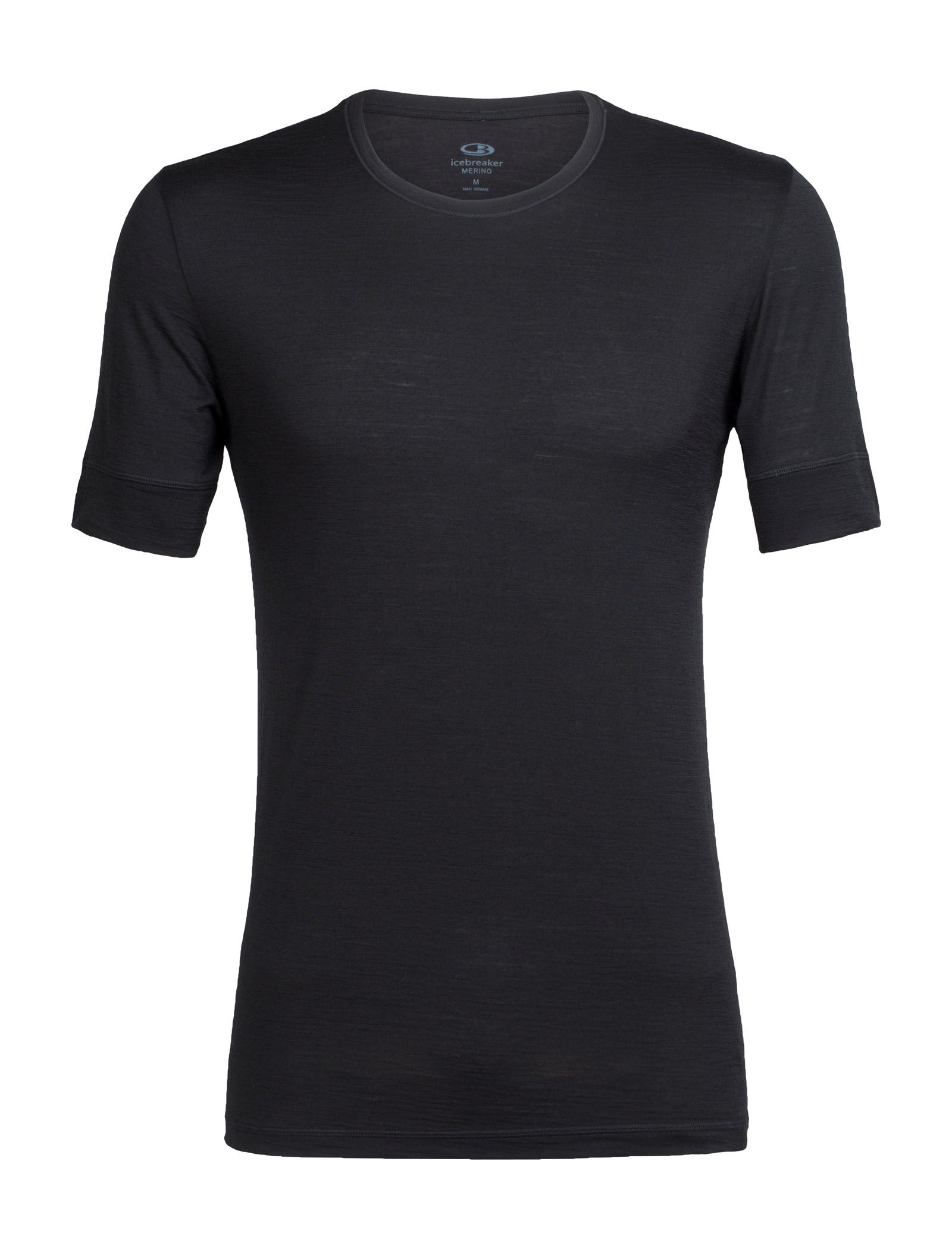 Icebreaker Merino Herren Merino City Lite Short Sleeve Crew Neck Shirt