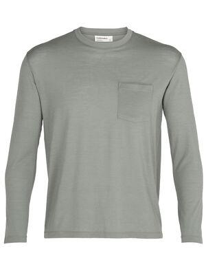 Merino 150 Long Sleeve Pocket Crewe T-Shirt