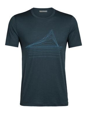 Merino Tech Lite Short Sleeve Crewe T-Shirt Heating Up