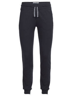 Womens Merino Crush Pants  Ultra-comfortable merino wool sweatpants, the Crush Pants are made with our luxurious corespun knit fabric, with a touch of LYCRA® for stretch.