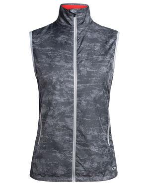 女款 Cool-Lite™美丽诺羊毛Rush马甲 作为一款轻盈、防风雨的女款马甲,Rush马甲将先进的功能性设计和美丽诺羊毛面料相结合,具有出色的排湿性能,同时可以抵御轻微不良天气。