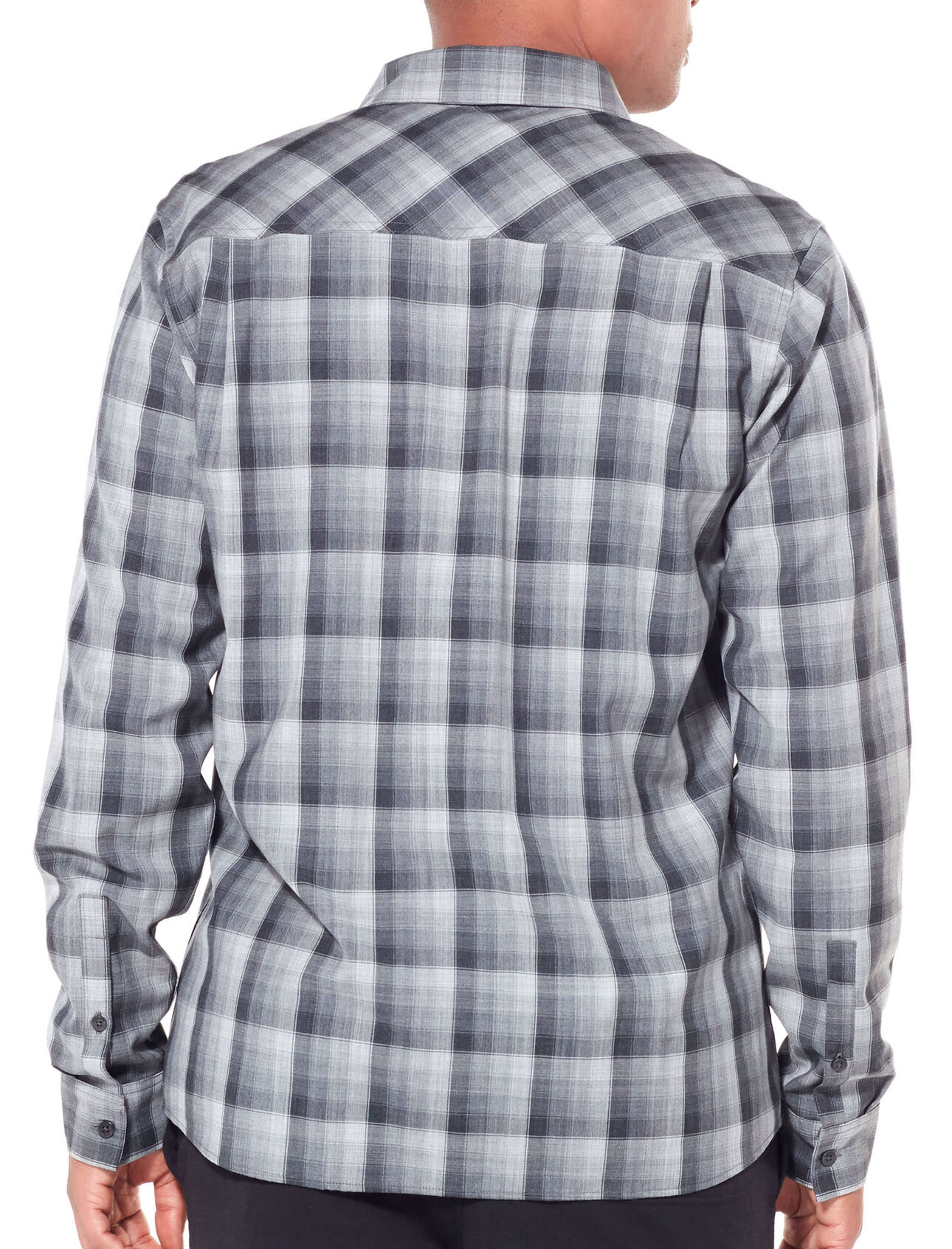 3b54c8ce2f Departure Long Sleeve Shirt - Icebreaker (US)