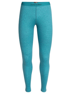 Merino 200 Oasis Leggings Sky Paths