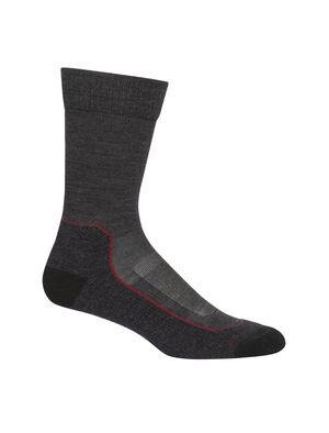 Merino Hike+ Light Crew Socks