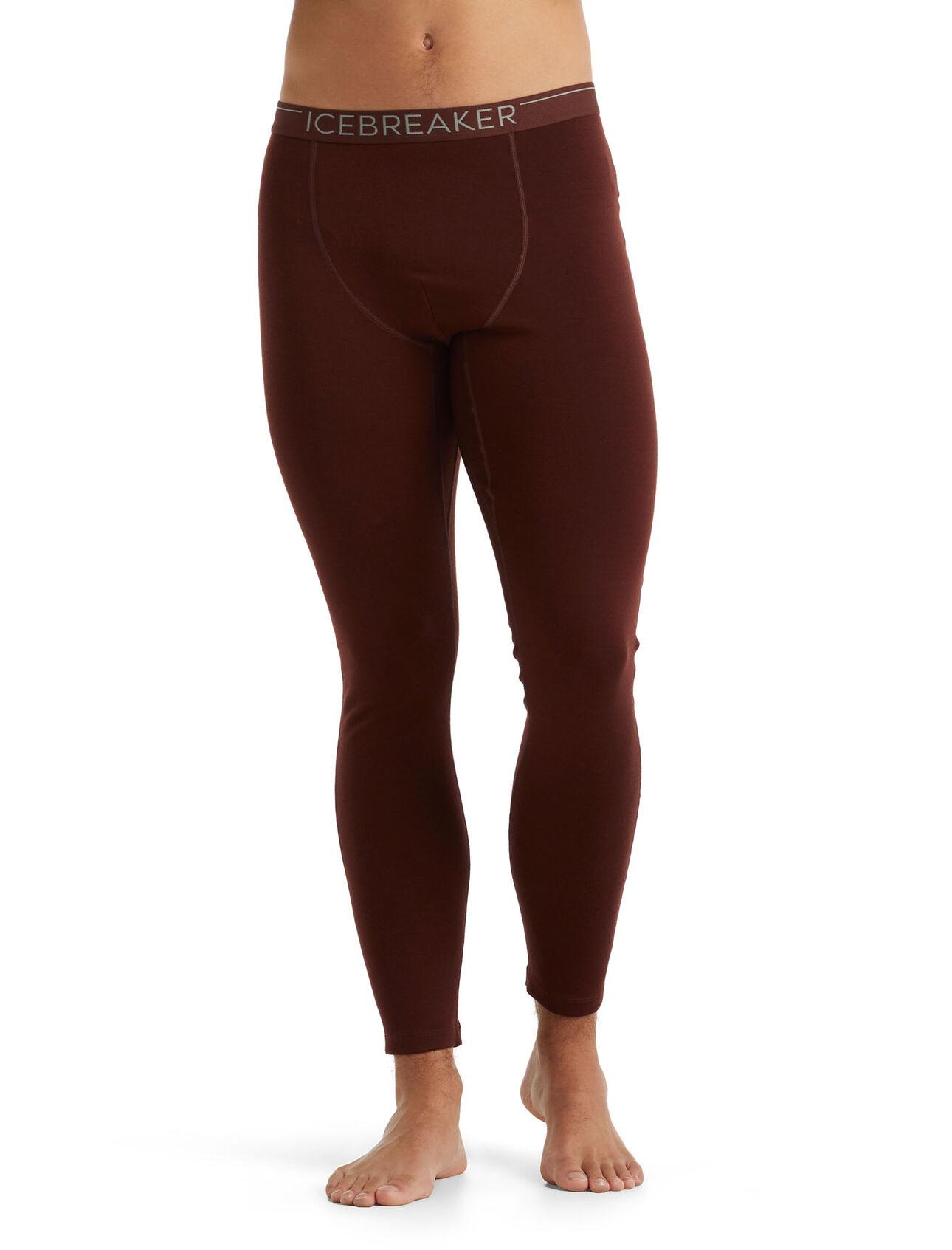 15.5美丽诺羊毛保暖打底裤