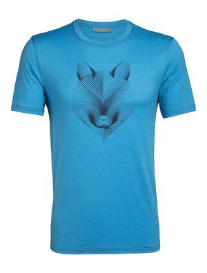 Merino Tech Lite Short Sleeve Crewe T-Shirt Arctic Fox