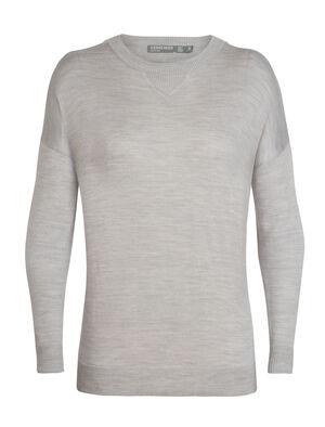Cool-Lite™美丽诺羊毛Nova针织运动衫