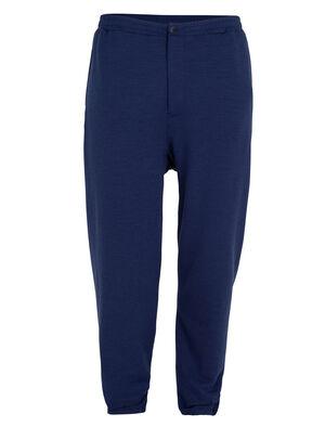 Homme Pantalon d'entraînement en tissu éponge 200 de mérinos En tissu léger et conçu pour la détente et les activités de semaine grâce à sa coupe décontractée en corespun extensible, le pantalon d'entraînement en tissu éponge 200 vous suit partout.