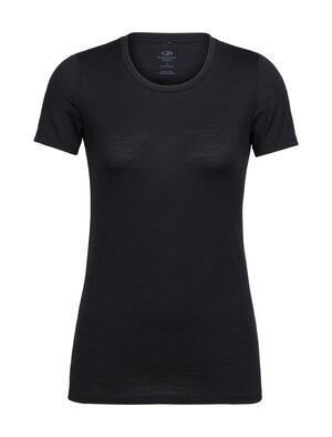 Dam Tech Lite kortärmad t-shirt med halvdjup halsringning Tech Lite kortärmad t-shirt med halvdjup halsringning är vår mest mångsidiga, tekniska t-shirt av merinoull. Den är stretchig, högventilerande och luktmotverkande, vilket gör den perfekt för alla dina äventyr.