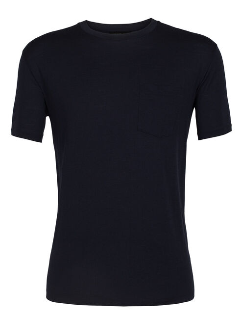 旅 TABI Tech Lite短袖圆领上衣(带口袋)