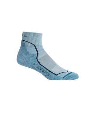 Femme Mini-chaussettes légères Hike+ en mérinos Chaussettes de randonnée haute performance légères offrant stabilité et soutien, les Hike+ Light Mini pour femme sont faites en mélange de mérinos doux et résistant.