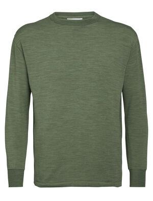 RealFleece® Merino Long Sleeve Crewe Sweatshirt