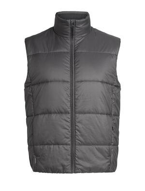 Homme MerinoLoft™ Veste sans manches Collingwood  Avec son isolation en MerinoLoft™ pour les températures glaciales près de chez vous ou en voyage, la veste sans manches Collingwood est incontournable pour une isolation et une chaleur naturelles lorsqu'il fait froid.