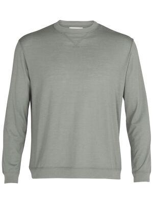 美丽诺羊毛150长袖套头衫