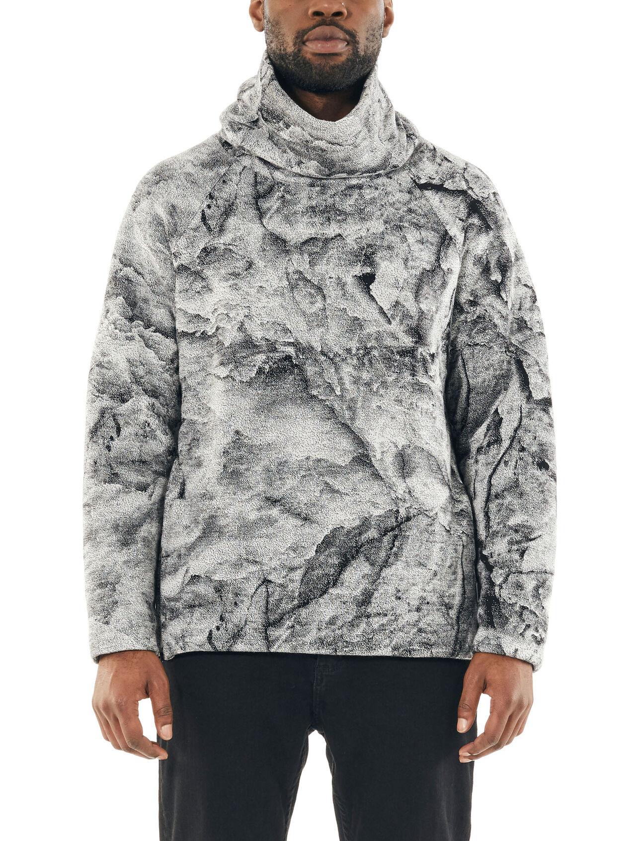 MerinoLoft™ IB Glacier Long Sleeve Pullover Sweater