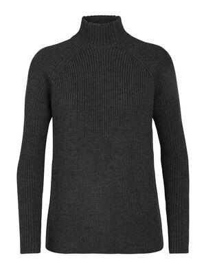 Hillock tröja med ståkrage