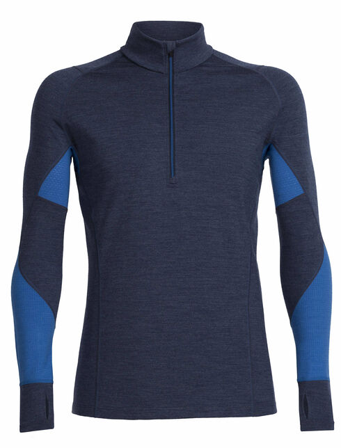 BodyfitZONE™ Winter Zone Long Sleeve Half Zip