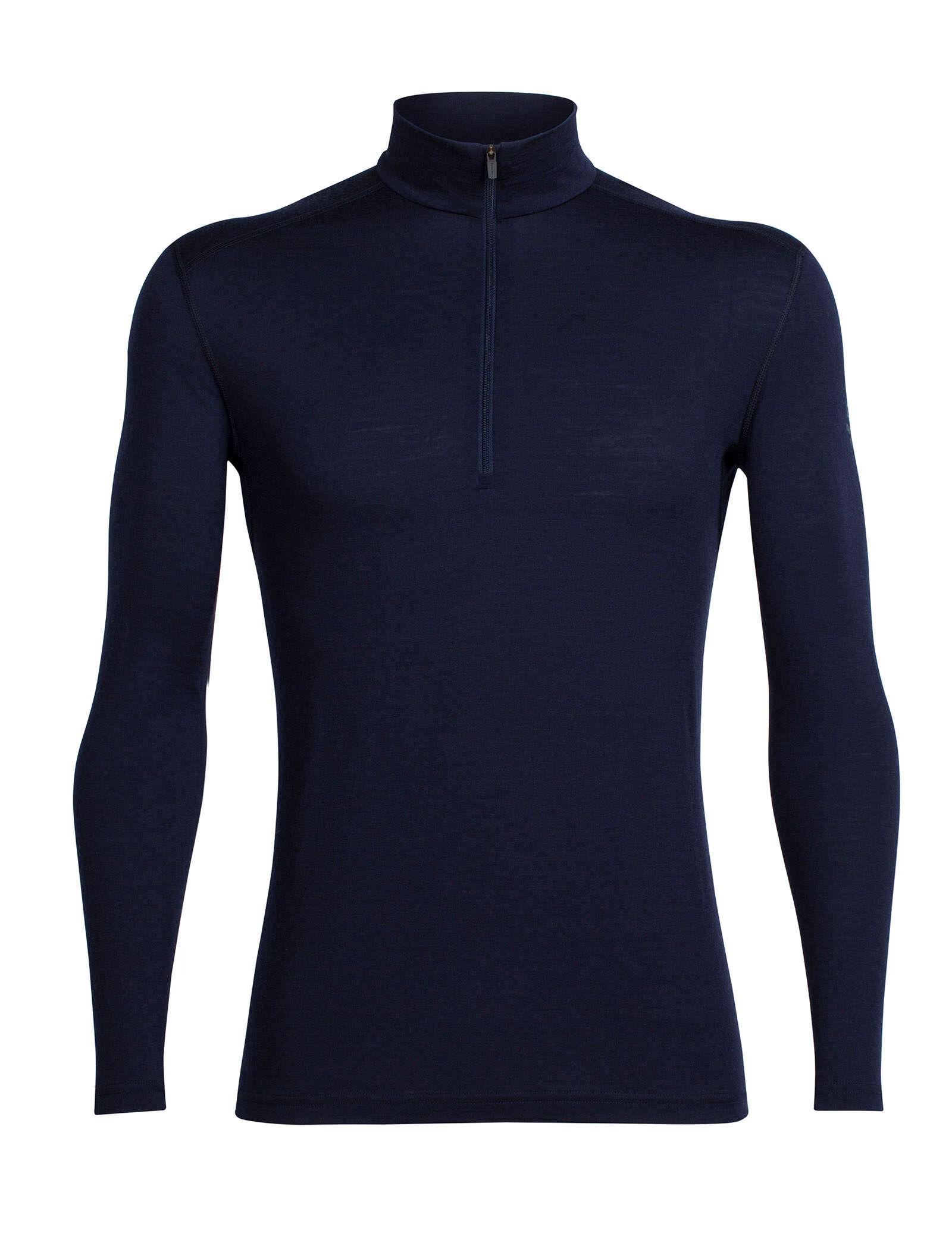 Icebreaker  Original ZipNeck Sweater  Men's 68180