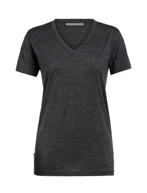 Merino Ravyn Short Sleeve V Neck T-Shirt