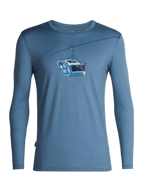 Tech Lite Long Sleeve Crewe Camper Lift