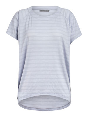 Womens Cool-Lite™ Merino Elowen Short Sleeve Crewe T-Shirt A go-anywhere women's merino tee, the Elowen combines the odor-resistant comfort of merino wool with our cool-lite™ fabric to keep you comfortable in hot weather.