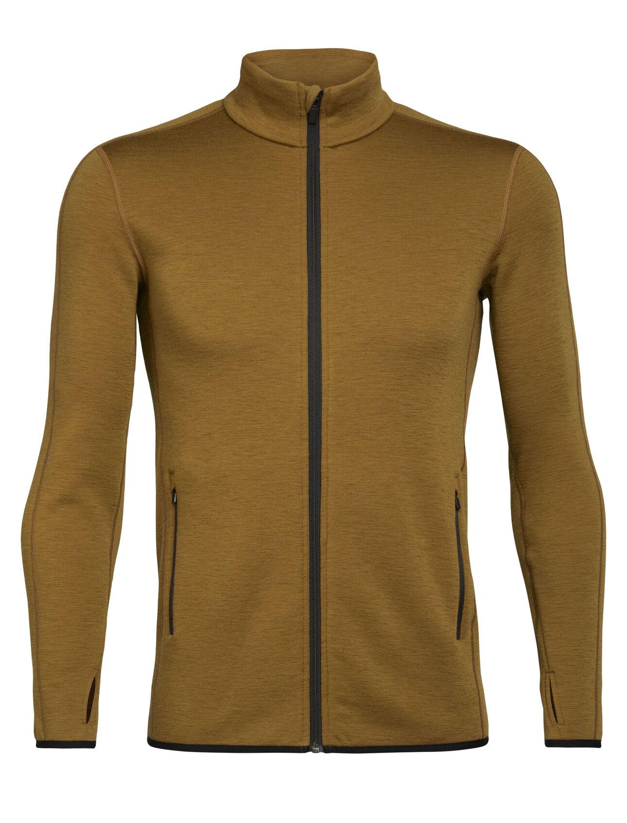 RealFleece™ Merino Elemental Long Sleeve Zip Jacket
