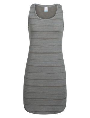 女款 Cool-Lite™ Yanni 背心连衣裙(Combed Lines) Yanni 背心连衣裙(Combed Lines)是一款运动风夏日连衣裙,以性能出众的Cool-Lite™面料制成,营造休闲舒适的穿着感,是进行大量运动时的理想选择。