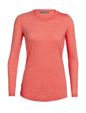 Cool-Lite™ Sphere Long Sleeve Low Crewe