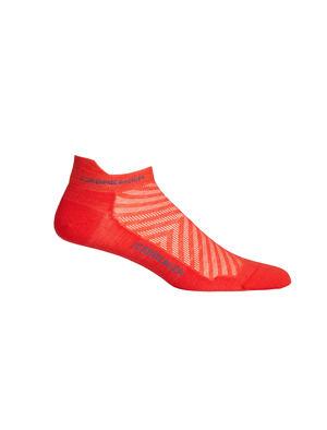 Homme Merino Run+ Ultralight Micro Socks Nos micro-socquettes à languette et grammage ultra-léger Run+ en mérinos sont idéales pour toutes les performances en trail: robustes, très légères et résistantes aux odeurs, vous apprécierez leur haut niveau de confort et d'ajustement.
