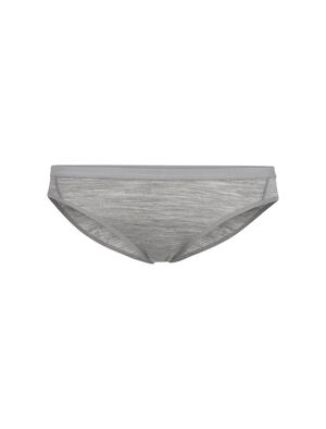 Womens Siren Bikini Soft and stretchy women's bikini underwear with a modern slim fit, the Siren Bikini features our corespun merino wool blend and provides enough coverage with the best possible fit and shape for go-to, everyday comfort.