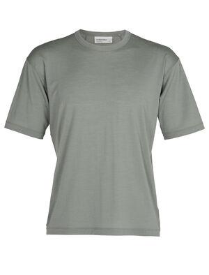 Homme T-shirt ample mérinos 150 T-shirt homme à la coupe décontractée, utilisant notre jersey corespun doux et durable, le 150 Big Tee est ultra-confortable, idéal au quotidien et vous apporte les bienfaits naturels de la laine mérinos.