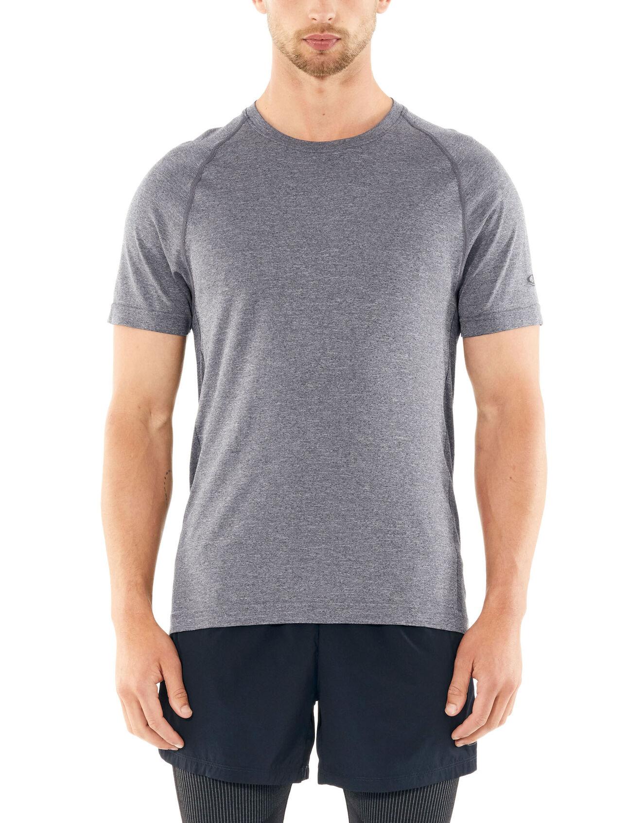 Cool-Lite™ Merino Motion Seamless Short Sleeve Crewe T-Shirt