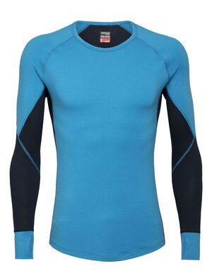 BodyfitZone™ Merino 260 Zone Long Sleeve Crewe Thermal Top