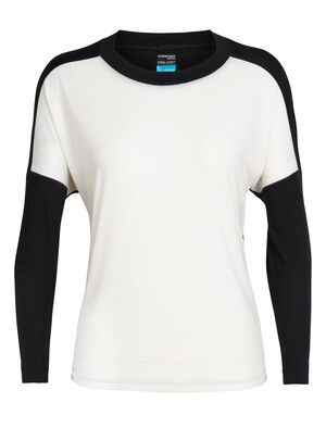 Womens Cool-Lite™ Kinetica Long Sleeve Crewe This high-performing relaxed-fit T-shirt is made to move freely with you, so you can forget about what youre wearing, and concentrate on clocking up those miles on the bike or trail.